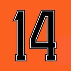 Oranje 1974  Nr.14 Afc Ajax, Basketball Shirts, Baby Feet, Letter Logo, Champions League, Logo Design, Graphic Design, Barcelona, History