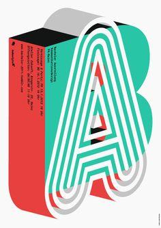 Ausstellung Kommunikationsdesign FH-Mainz. By Marcel Häusler?