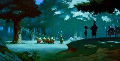 #стиль #человечки #силует Asterix_artwork_cacouault