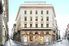 Palazzo Fendi Rome