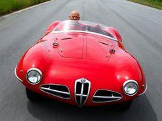 Alfa Romeo Disco Volante Spider (1952)