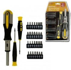 Sterling Tools 31 Piece Ratchet Screwdriver Wrench Set w/ Free Shipping