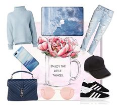 Little things by missmyc on Polyvore featuring Le Kasha, adidas, Yves Saint Laurent, rag & bone, Ray-Ban and Oliver Gal Artist Co.