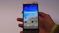HTC One M9, ya hemos probado el nuevo tope de gama de HTC, ¡no te lo pierdas!  Fuente: http://andro4all.com/2015/03/htc-one-m9-caracteristicas-primeros-impresiones-video
