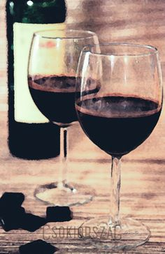 Red Wine, Alcoholic Drinks, Food And Drink, Tasty, Favorite Recipes, Sweets, Snacks, Glass, Ethnic Recipes