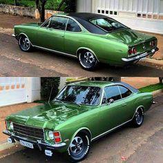 The Oldie But Goodie — opalaespecial: 1975 Chevrolet Opala Comodoro Ford Capri, Lamborghini Veneno, Top Cars, American Muscle Cars, General Motors, Sport Cars, Bugatti, Custom Cars, Cars Motorcycles