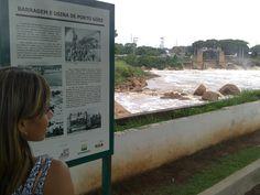 Barragem e usina de Porto Goés