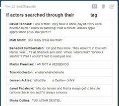 Misha calm the fudge down!!