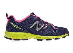 New Balance 610v2 - Purple with Neon Yellow & Hot Pink