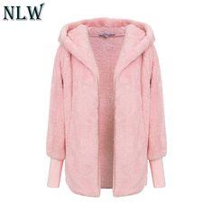 10fc49e57d8 Faux Fur Coat Women FA01  jacket  hooded  hoodie  sweatshirt  fur