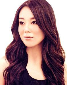 Yunjin Kim - Sun from Lost Beautiful Women Pictures, Beautiful Asian Women, Beautiful People, Celebrity Photography, Celebrity Portraits, Yunjin Kim, Scorpio Woman, Kim Sun, Hair Reference