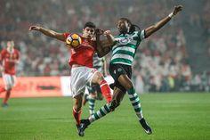 Gonçalo Guedes, SL Benfica. Vitória por 2-1 e manutenção da liderança.