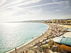 Nice - Reasons to visit the French Riviera