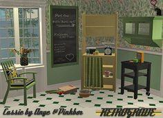 loverat.net sims2 custom recolours kitchen