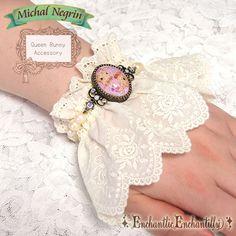 Michal Negrin×Enchantlic Enchantilly★Queen Bunny ブレスレット - Enchantlic Enchantilly