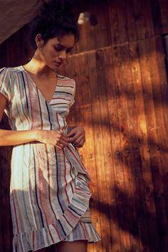 Wrap it Up Dress | Free People
