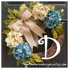 FRONT Door Wreath Spring Wreath for Door Spring Door Decor