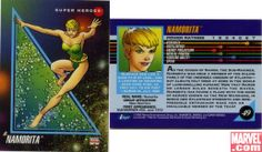 Make Mine Marvel - Marvel Universe Trading Cards Series 3 [1992]