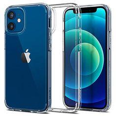 #Spigen #iPhone12Mini Clear Case
