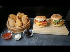 KFC's B.O.S.S. & Zinger Burger + Bucket | Veganized - YouTube