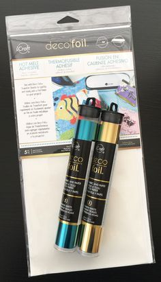 Deco Foil from Therm-o-Web is a fun product that can be used to add a little shimmer and shine to your projects. It can be used in all sorts of applications in scrapbooking – and of course it can also be used on fabric. This… Continue reading Fabric Painting, Fabric Art, Craft Foil, Shibori Fabric, Deco Foil, Fabric Embellishment, Foil Art, Gold Diy, Silhouette Cameo Projects