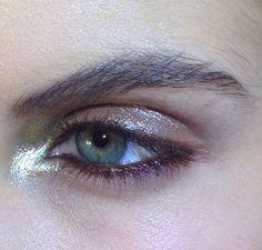 metallic eyeshadow #makeup