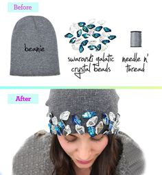DIY styles that are as good as the real thing - Hat Trick | Gallery | Glo