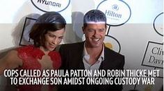 Robin Thicke's ex-wife Paula Patton accuses him of ...    KILLED BLYTHE AND I ALREADY KILLED HIS DAD SO I DON'T KNOW WHY THE FUCK THEY ARE TOUCHING OR HURTING OR FUCKING WITH ME AT ALL!!!!!!!!!!! KILL HER OR HER KID OR BOTH.