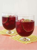 Find out how to make low-cal sangria, frozen hot chocolate, and cinnamon cheesecake fondue! Yum!