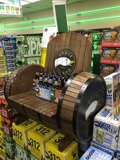 Goose Island Barrel Chair