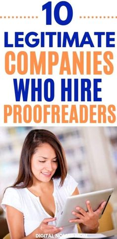 Looking to start a freelance proofreading job at home? The proofreading field is experiencing rapid growth right now, meaning there are plenty of opportunities for… Online Jobs For Moms, Online Careers, Best Online Jobs, Find A Job, Get The Job, Professional Profile Pictures, Legitimate Online Jobs, Hiring Process, Hiring Now