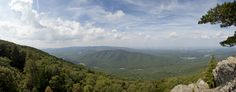 """The Blue Ridge Parkway is widely and commonly referred to as """"America's Favorite Scenic Drive,"""" as it meanders 469 miles from Shenandoah National Park in Virginia to Great Smoky Mountains National Park in North Carolina."""