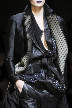 Haider Ackermann Spring 2013 RTW Collection - Fashion on TheCut