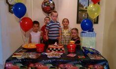 JoJo's 4th Birthday  Birthday - Disney Cars