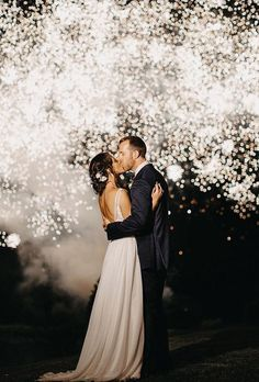 Incredible Night Wedding Photos That Are Must See ★ night wedding photos wedding fireworks janelle. Night Wedding Photos, Wedding Night, Wedding Pictures, Dream Wedding, Wedding Bride, Night Wedding Photography, Creative Wedding Photography, Bride Groom, Photography Ideas