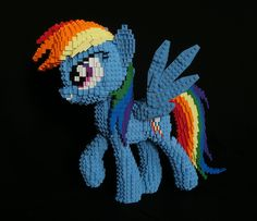Ponies are cool, but LEGO ponies are about 20% cooler