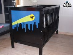 Batman Crib!!