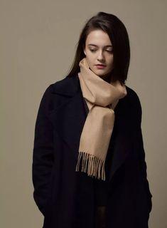 羊绒季 | Burberry的围巾制造商来了,不用1k即可入手羊绒单品