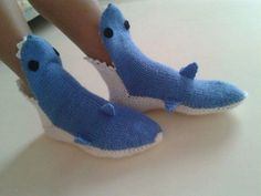 Keep their feet dangerously warm.   21 Terrifyingly Perfect Gifts For Shark-Loving Kids
