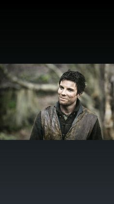 Gendry. Gods this man is gorgeous..