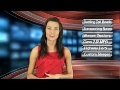 Trucking News Central Feb 24th - Toll Roads, Nukes, & Women Truckers