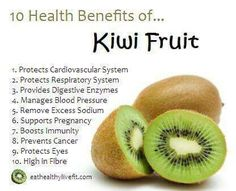 Chances are you don't get enough fruit servings in your diet. When was the last time you enjoyed a kiwi? Here are some surprising facts that might just persuade you to eat more Kiwi. Kiwi Health Benefits, Matcha Benefits, Kiwi Fruit Benefits, Health And Nutrition, Health Tips, Sports Nutrition, Health Care, Nutrition Tips, Hypothyroidism Diet