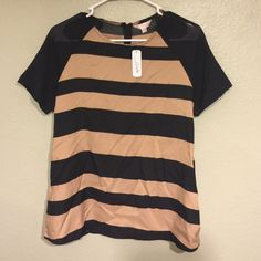 New Charming Charlie Top New with tags Charming Charlie striped top size S Charming Charlie Tops