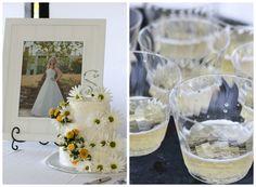 A Girl Named Leney: Rachel & Matt Wedding {Part 2}/ cake
