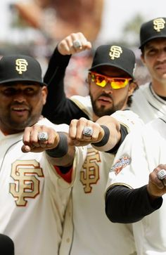 S.F. Giants 2012 World Series Champs