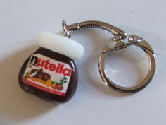 Nutella Keyring