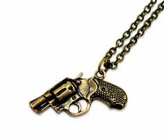 Bonnie & Clyde Necklace