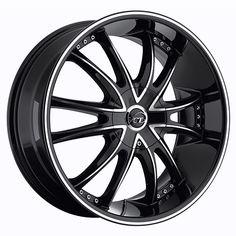 VCT Bossini Wheels