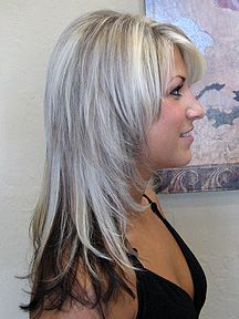 grey hair #hair #greyhair #hairstyle #grey #grayhair #gray #OlderWomen #Aging