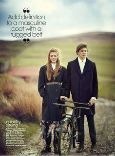 amazing grace: sofie sjaastad by havana laffitte for teen vogue november 2013